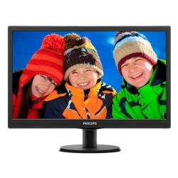 Philips 203V5LSB26 (10/62) Glossy-Black TN LED 5ms 16:9 10M:1 200cd