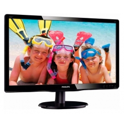 Philips 226V4LAB (00/01) Black TN LED 5ms 16:9 DVI M/M 10M:1 250cd